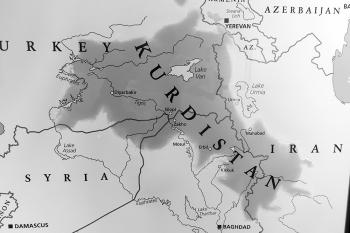 Dettaglio Kurdistan