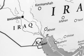 Dettaglio Iran-Iraq