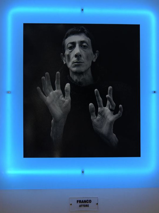 Franco attore